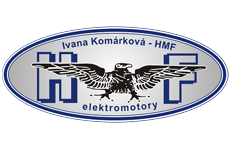 Ivana Komárková - HMF: Navijárna -Navijárna, elektrické stroje, čerpadla, svářečské agregáty, alternátory.